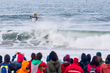 Monster Energy's John John Florence Wins His First World Surf League World Title  After Winning the Meo Rip Curl Pro in Portugal