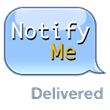 Hendrickson Software Components (HSC) Announced Today the Release of NotifyMe