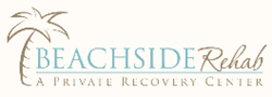 Beachside luxury rehab logo