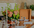 elegant dining room, sterling silver, table settings, interior design, interior designers boston