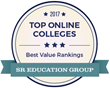 SR Education Group Releases the 2017 Top Online Colleges