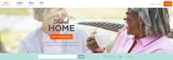 Silvernest boomers seniors technology real estate renting home sharing aging