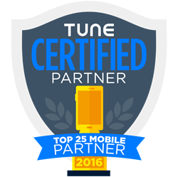 ironSource a top 25 Certified Mobile Advertiser Partner