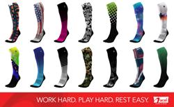14 New Compression Sock Designs