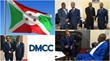 DMCC Executive Chairman Reiterates Support for Commodity Growth on Visit to Burundi