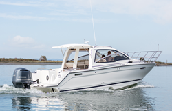 The all new Cutwater 24 Sport Coupe