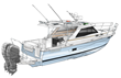 The new Cutwater 30 Sport Coupe.