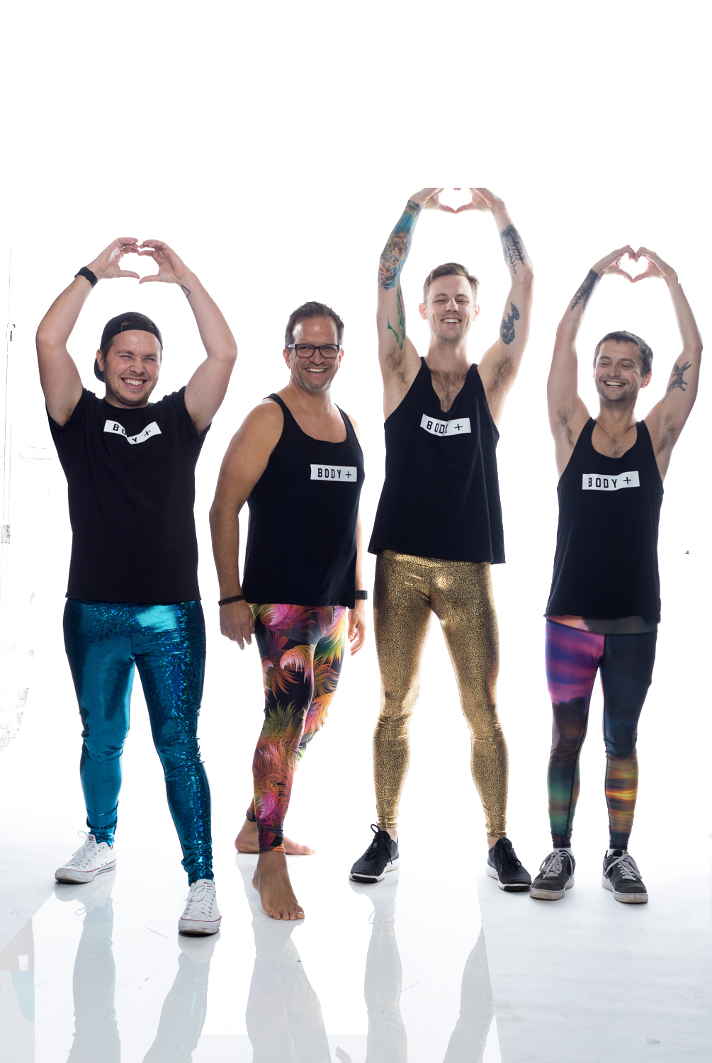 Evolve Fit Wear Plans First Yoga Pants Parade PDX to Support Body ...