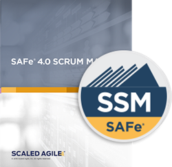 New SAFe 4.0 Scrum Master Course with SSM Certification