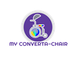 My ConVerta Chair will make using a wheelchair much more enjoyable.