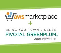 BYOL Pivotal Greenplum®