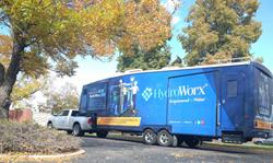 HydroWorx Mobile Showroom
