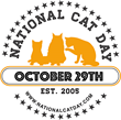 The 11th Annual National Cat Day is Just Around the Corner