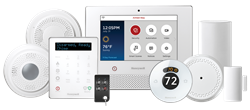 Honeywell Lyric Wireless Security System by AlarmClub