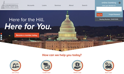 Congressional Federal home page