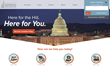Congressional Federal Credit Union's New Website Now In Session