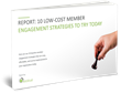 Association Technology Company, Socious, Releases New Report on Low-Cost Member Engagement Strategies