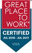 Soliant Health Certified as a Great Place to Work®