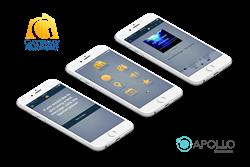 Custom Church App Design