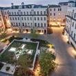 Winfield Gate courtyard