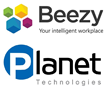 Beezy Partners with Planet Technologies to Bring the Intelligent Workplace to Government Organizations