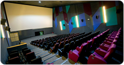 The Cinemas Procinal multiplex in La Ceja has four screens with a total capacity of 663 spectators. Two of the screens are equipped with VibroSound technology, exclusive to Procinal.