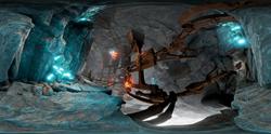 Obduction NVIDIA Ansel 360 panorama screenshot