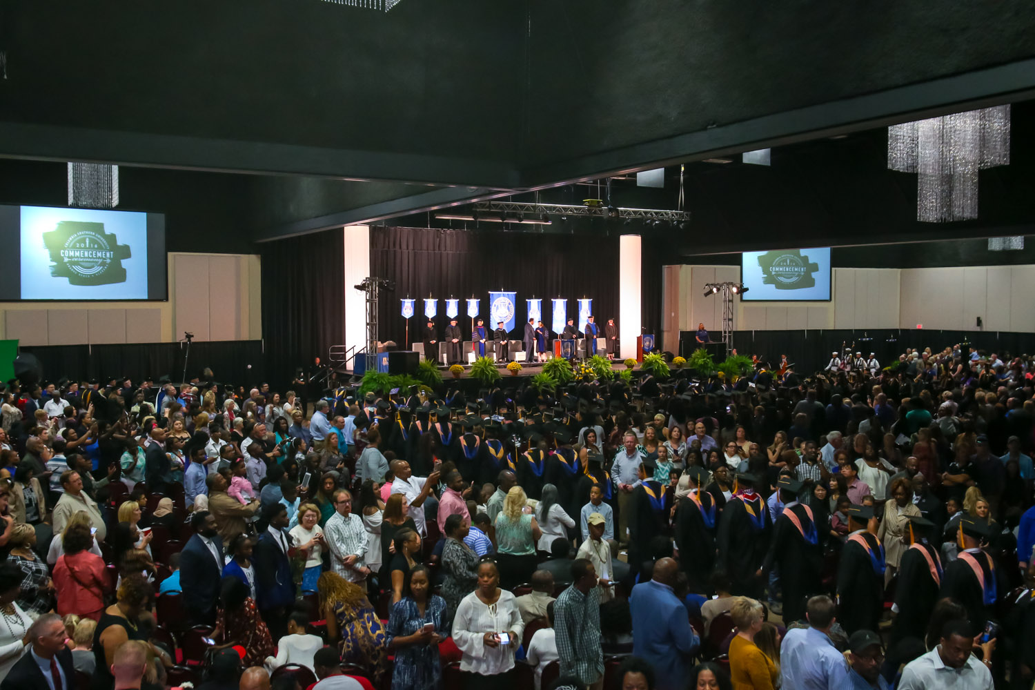 Business Administration Degree >> Columbia Southern University Conducts Commencement Ceremonies