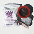 Buy Pooki's Mahi 100% Kona Peaberry coffee pods at http://pookismahi.com/products/100-kona-peaberry-coffee-pods