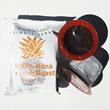 Buy Pooki's Mahi 100% Kona FRENCH ROAST coffee pods at http://pookismahi.com/products/100-kona-coffee-french-roast-single-serve-pods