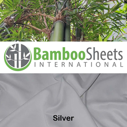 Bamboo Sheets International silver color image