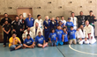 Group Photo of Attendees at the 2016 DisAbility Sports Festival and supporting Coaches / Sensei                                                  (Photo Courtesy: Sensei Gary Goltz)