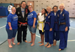 Judo Coach and Students Excited about learning Judo (Photo Courtesy Gary Goltz)