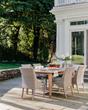 Cape Cod Outdoor Dining, Cape Cod interior design