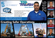 Crane Inspection & Certification Bureau Instructor Receives Top Trainer 2016 Award