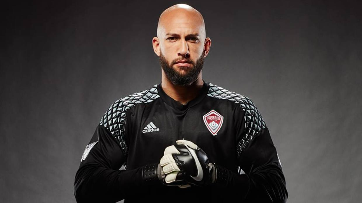 Tim Howard Named the 2016 NSCAA Honorary All-American