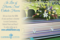 CatholicFlowers.org Creates Donation Platform to Support Retired...