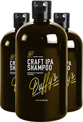 Because Real Craft Beer is Ridiculously Good For Your Hair