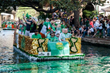 Harp & Shamrock Society Schedules Saint Patrick's River Parade for 2017 on San Antonio River