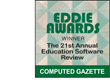 Connections Education Receives Four 2016 EDDIE Awards