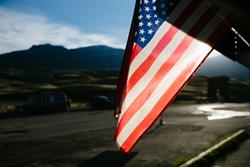 American Flag Image - ID.me