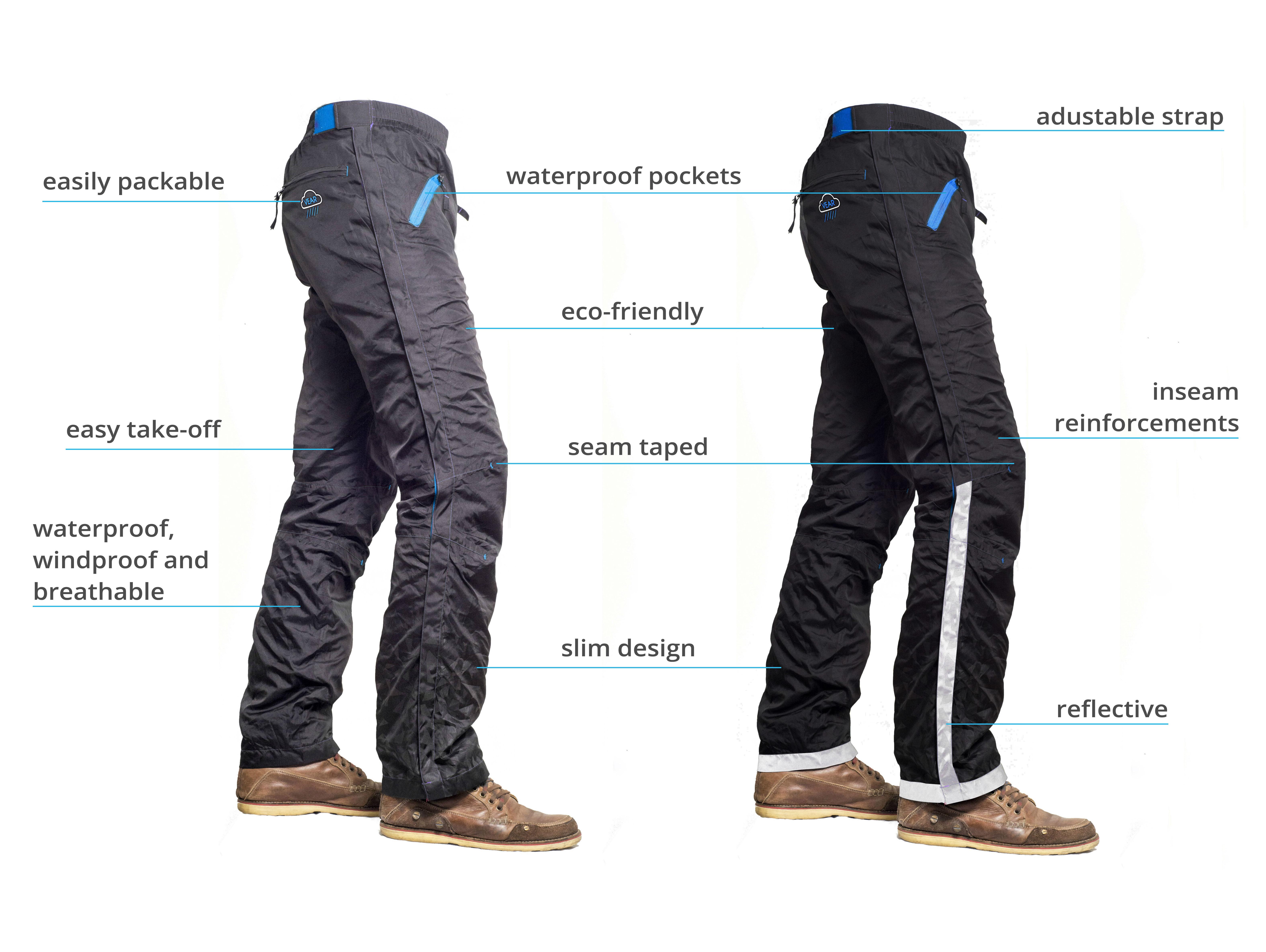 how to keep feet dry in rain