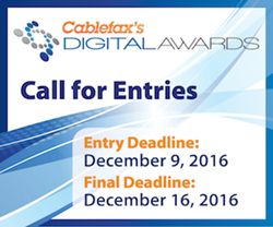 Cablefax Digital Awards