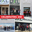 DXL® Men's Clothing Superstore Opens Its 200th Store