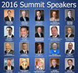 20 Industry Leaders Speaking at the Summit