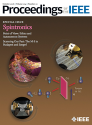 The Proceedings of the IEEE special issue on spintronics