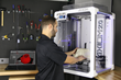 The best large format 3D printer for automotive and industrial applications.
