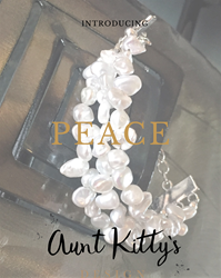 Introducing the Peace Collection from Aunt Kitty's Design