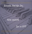 "Pianist/Composer Enoch Smith Jr. to Release His 4th CD, ""The Quest: Live at APC,"" on His Misfitme Music Label, November 11"