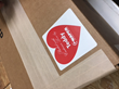 Adding a giving heart to the NAPCO packaging